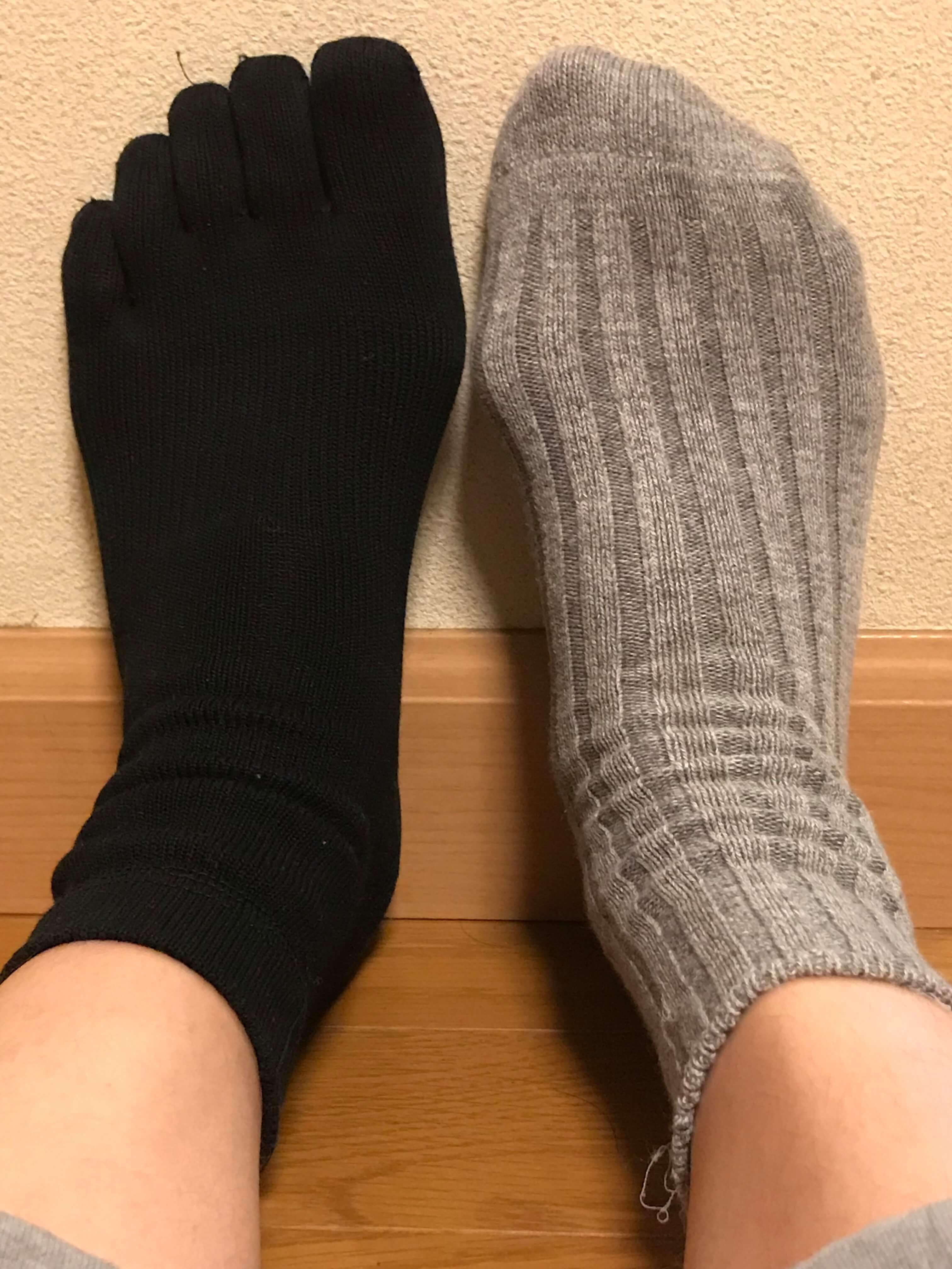足の指を使えていますか?  その3