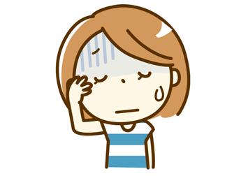 頭痛などの不調の画像